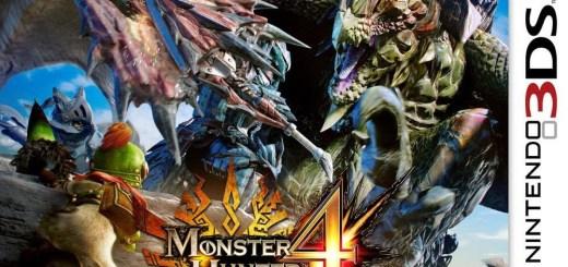 Monster Hunter 4 sur 3DS