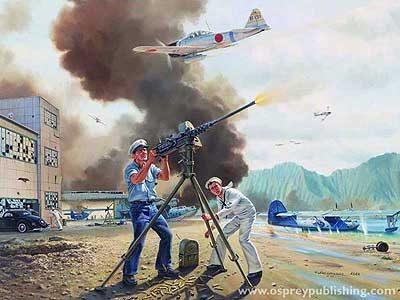 L'attaque surprise de Pearl Harbour