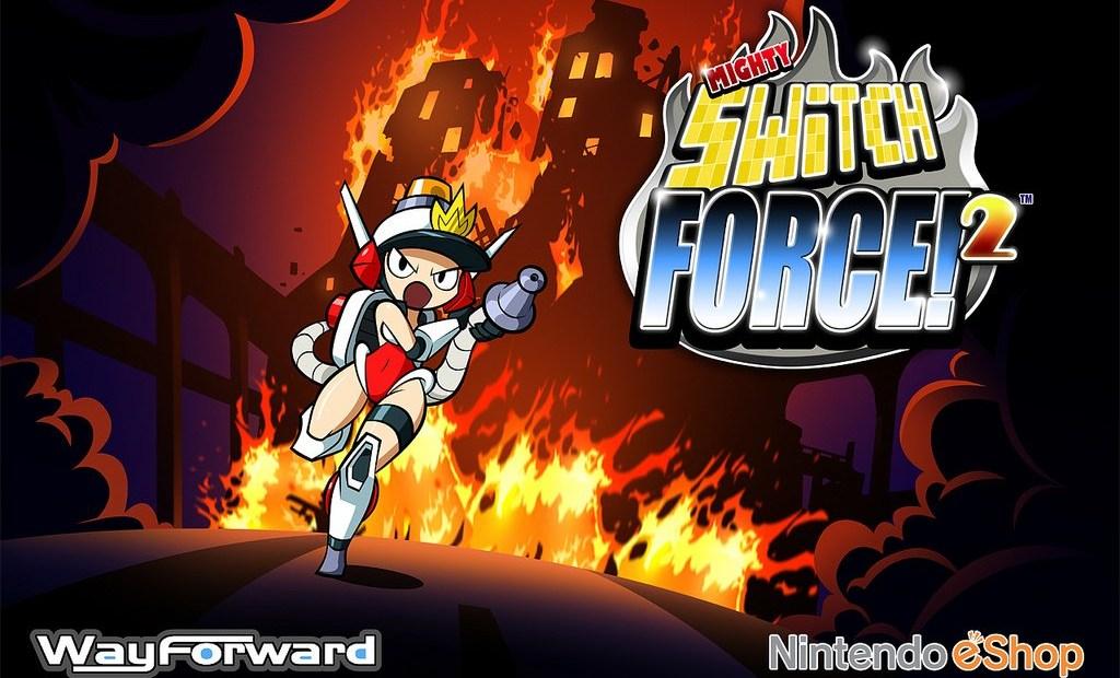 Mighty Switch Force! 2 à 1€25, comment résister ?