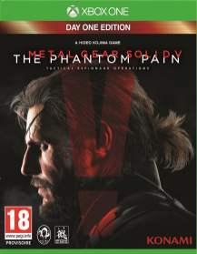 Metal Gear Solid V Box Art HD