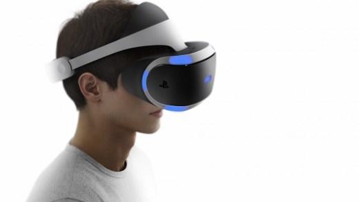 Le casque réalité virtuelle Playstation