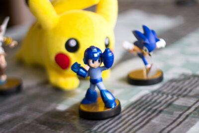 Megaman, Sonic et Pikachu sont la pour vous jouer un mauvais tour !
