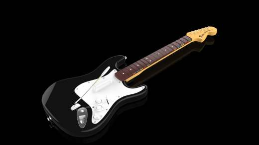 Guitare de Rock Band 4