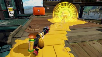 Splatoon, le nouveau jeu de tir de Nintendo sur Wii U !