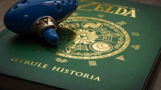 Le livre Hyrule Historia pas (trop) cher, c'est possible !