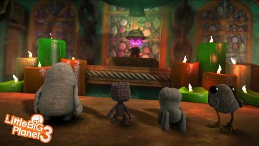 Little Big Planet, à mon sens le meilleur jeu pour le multi local sur PS4 !