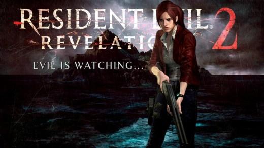 Claire Redfield est dans RE Revelations 2 !