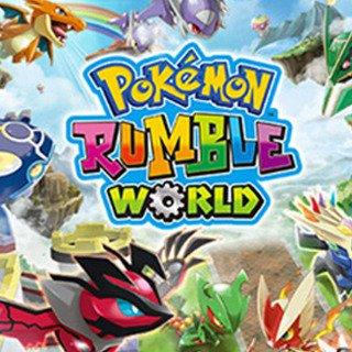 Pokémon Rumble World est disponible gratuitement sur 3DS !