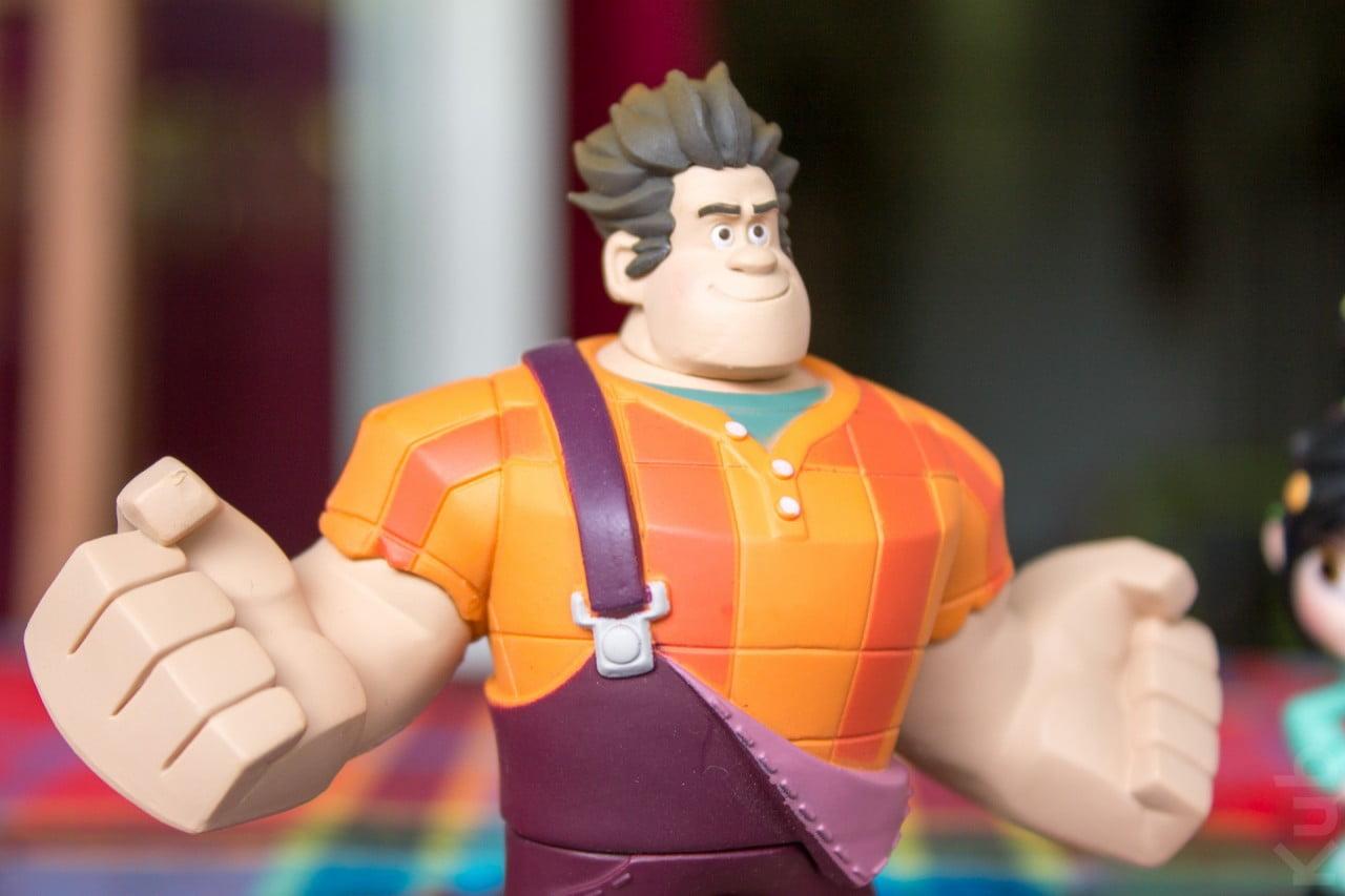 Toybox Wreck-it Ralph 2 Ralph brise l/'Internet Ralph Exclusive Action Figure