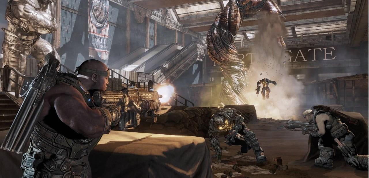 Il faut avouer que Gears of War en Ultra & 4K sur PC, ça claque !