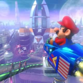 Mario Kart 8 est de retour avec son DLC 2