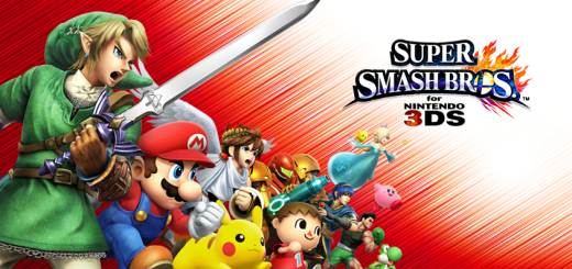 Envie d'offrir un Smash Bros 3DS à un(e) ami(e) Gamer ?