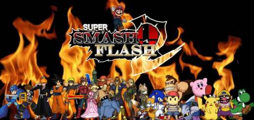 Super Smash Flash 2, un hommage à Smash Bros ?