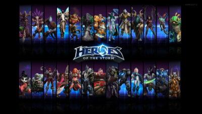 Heroes of the Storm est probablement le Moba le plus attendu de l'année !
