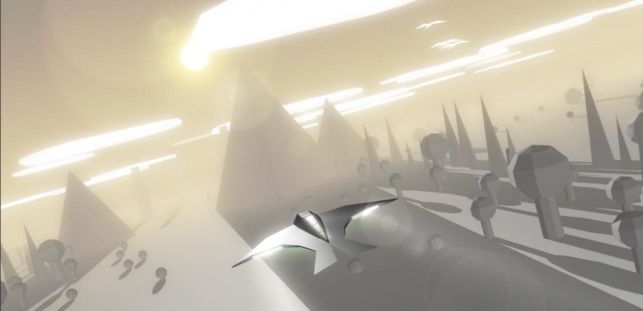 Race the sun sur PS4 et PS Vita !