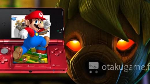 """Un effet de """"3D Pop"""" sur New 3DS !"""