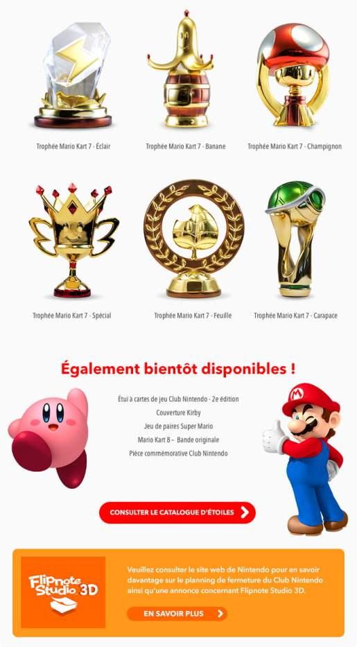 Newsletter Nintendo