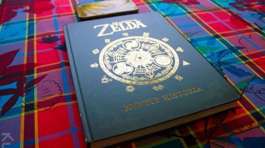 Hyrule Historia est une magnifique lettre d'amour à la légende de Zelda...