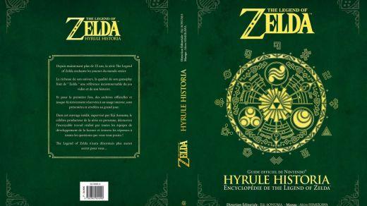 Hyrule Historia est disponible chez Amazon !