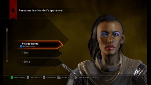 Devine qui a foutu trop de maquillage sur son personnage ?