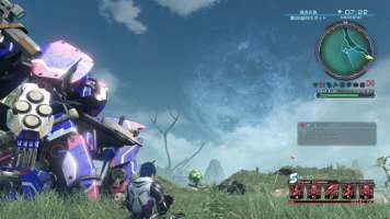 Xenoblade Chronicles X Wii U (2)