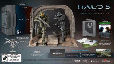 Edition légendaire de Halo 5 : Guardians