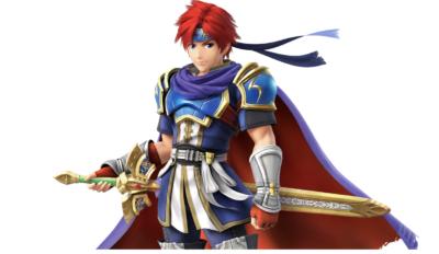 Roy dans Smash Bros