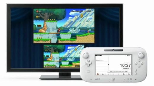 Souvent, il m'arrive de naviguer... Sur ma Wii U !