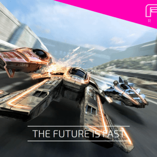 Fast Racing Neo, the future is fast !