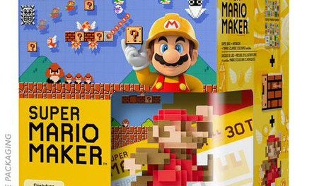 L'édition collector de Super Mario Maker