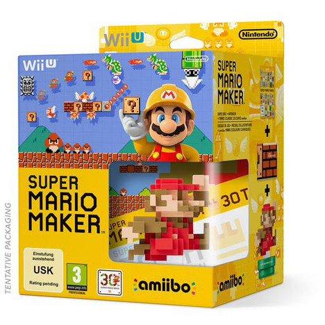 L'édition collector de Super Mario Maker