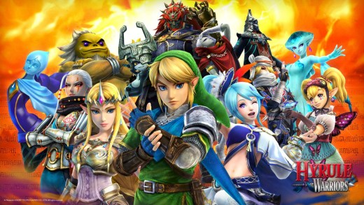 Hyrule Warriors, le Dynasty Warriors de la Wii U !