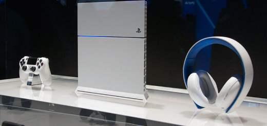 Elle a rudement la classe cette PS4 Blanche !