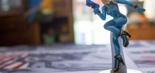 L'Amiibo Samus Sans Armure : Mon Amiibo chouchou !