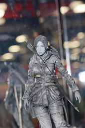 Prototype de Figurine Rise of The Tomb Raider