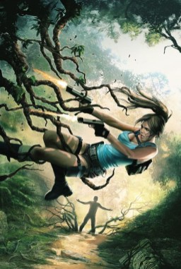 The art of Rise of the Tomb Raider
