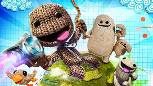 Little Big Planet Game of the Year Edition