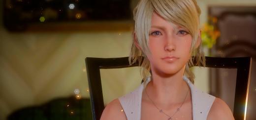 Final Fantasy XV et son charadesign très japonais !