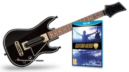 Guitar hero live est en promo sur Wii U, PS4 et Xbox One !