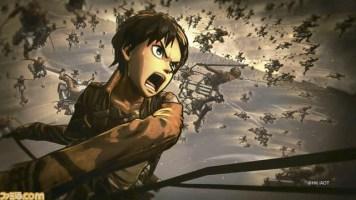 Images de L'Attaque des Titans sur PS4