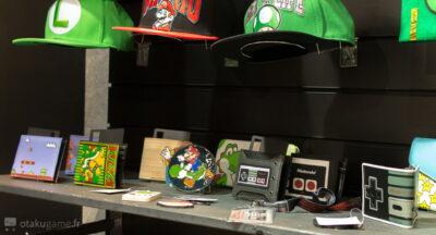 Nintendo accessories abound at Bioworld!