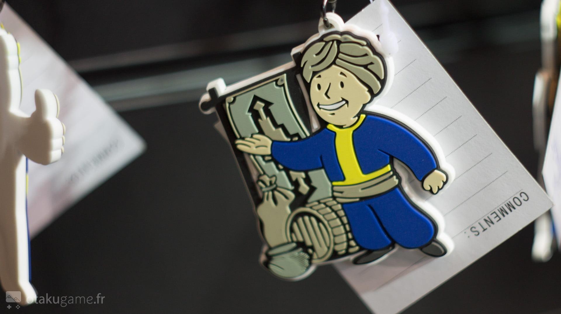 Pip boy en porte clés, il va s'arracher !