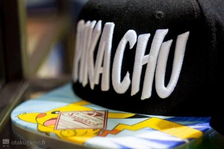Une casquette Pikachu plutôt classe !