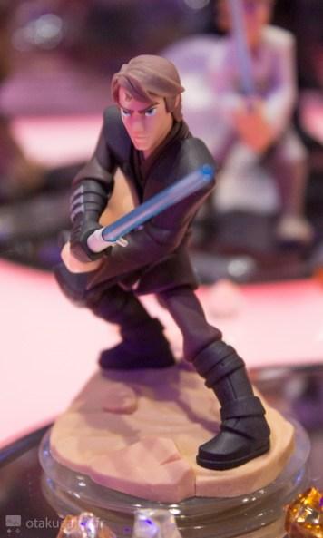 Et là je dirais que c'est Anakin... Je me trompe ?