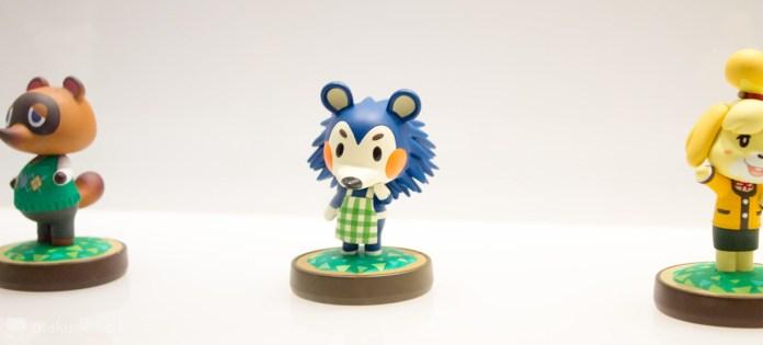 Amiibo Animal Crossing