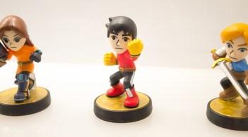 Amiibo Mii Fighter
