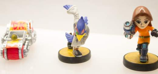 L'Amiibo Falco, un des derniers de la collection Smash Bros qui arrive à sa fin !