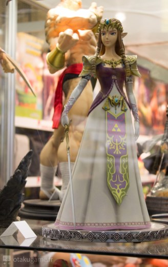 Figurine de Zelda (et elle est magnifique et énorme !)