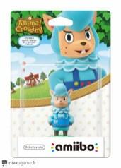 Packaging Amiibo Animal Crossing