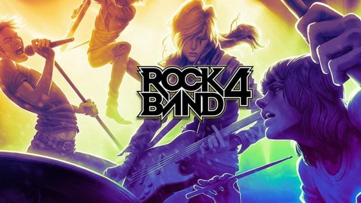 Contrairement à Guitar Hero, Rock Band gardera le style de ses prédécesseurs.